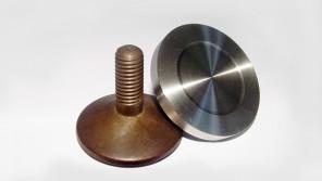 Otturatore per valvola ritegno battente in INCONEL 625