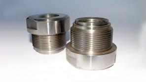 Tappo ball valve lip seal in F316L