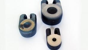 Otturatori per valvola a saracinesca con riporto in stellite gr6