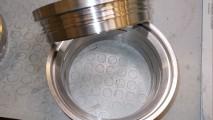 Seggi per valvole a sfera diametro 150 in Incoloy 825